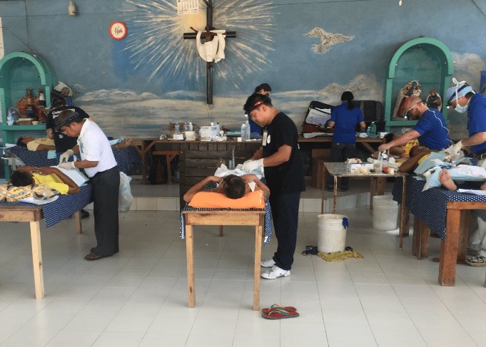 Philippines vasectomy NSVI Mission with Dr. Jack Chang
